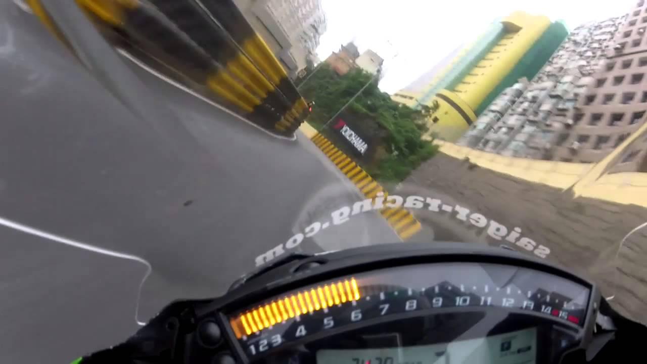 Onboard Lap of 2012 Macau Grand Prix