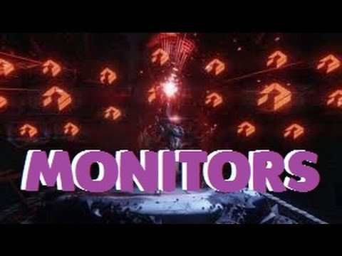 Wrath of the Machines: 4 Known Monitor Locations! - YouTube