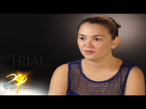 The Trial (Angelica Panganiban on Direk Chito S. Roño and The Trial)