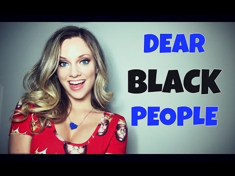 Dear Black People