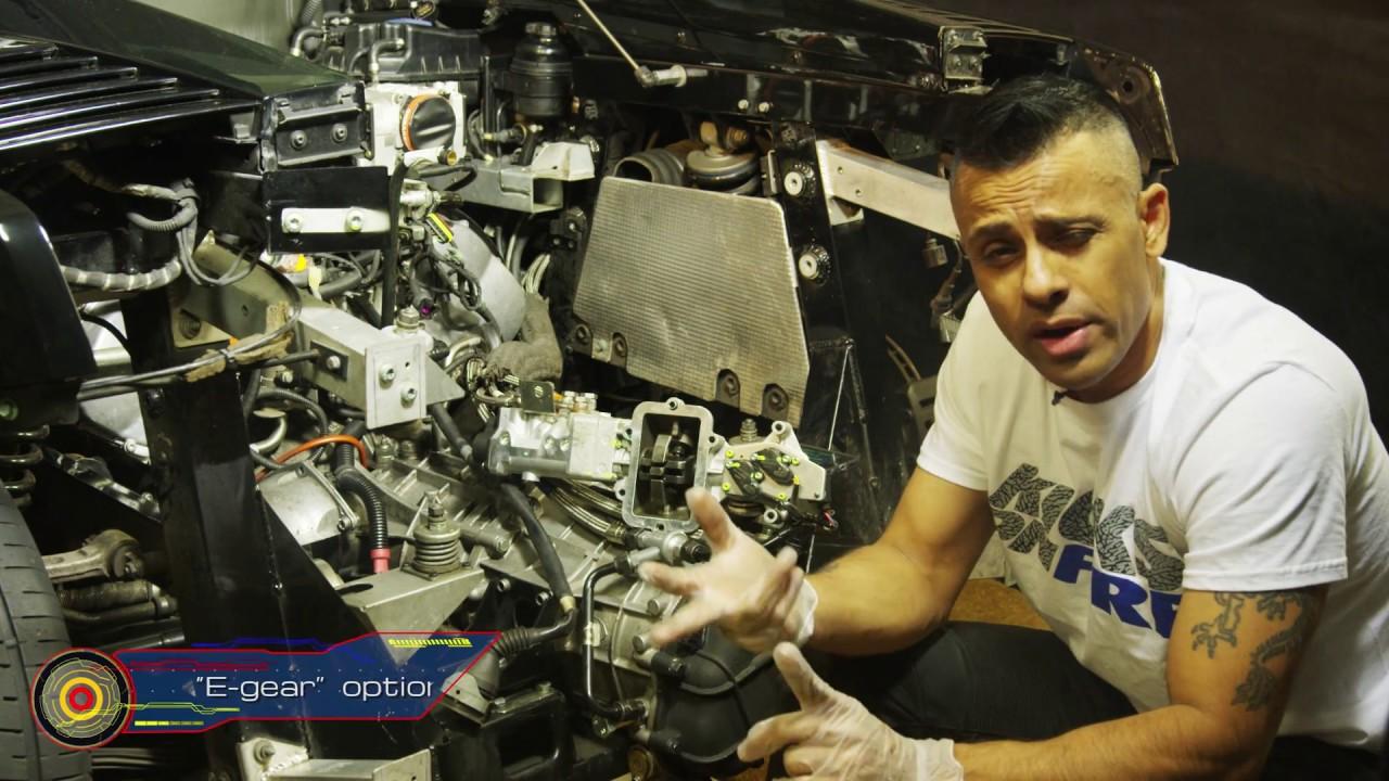 E Gear For Dummies Lamborghini Gallardo Youtube