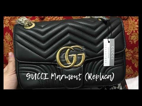 5974e7aecf65ac Gucci Marmont (Replica)   K's Vlog - YouTube