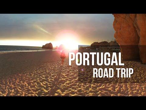 Portugal Road Trip 2016 | Porto Portimao Benagil Algarve