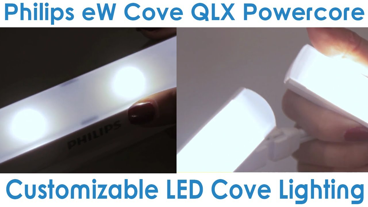 Goodmart Philips Led Ew Cove Qlx Powercore Youtube
