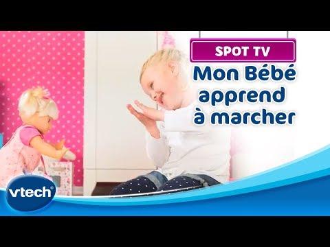 Pub Bébé apprend à marcher (Little Love) de VTech