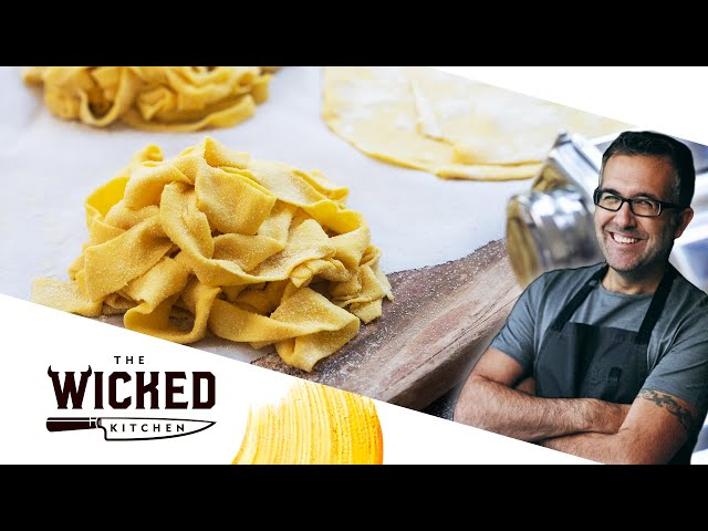 Fresh Pasta | The Wicked Kitchen