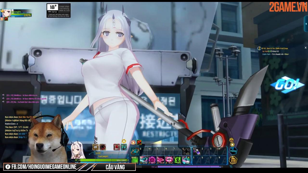 [Cảm nhận] Closers Online xứng danh game PC chặt chém đậm chất anime