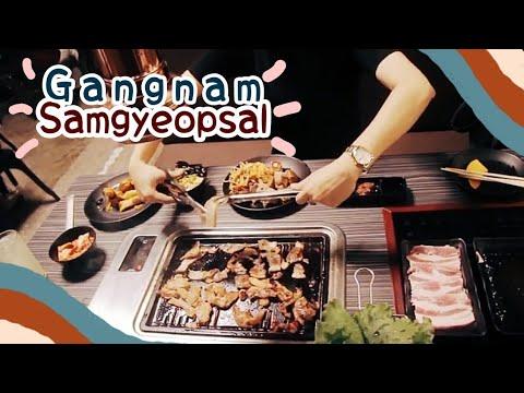 GANGNAM IN DAVAO CAFE & RESTAURANT : UNLIMITED SAMGYEOPSAL & BUFFET 2019