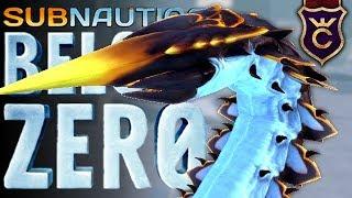 Новый Левиафан Ледяной Червь ∎ Subnautica Below Zero прохождение #14