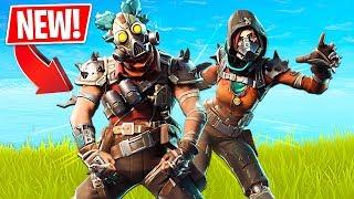 Fortnite *NEW* Wasteland Warriors Skins! *Pro Fortnite Player* (Fortnite LIVE Gameplay)