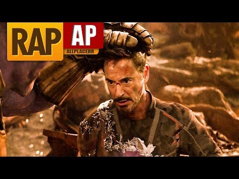 All Place Br - Eu Te Amo Mil Milhões ( Vingadores Ultimato ) Homenagem (Tony Stark)