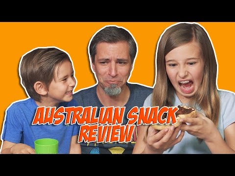 What the #?%! did I just feed my kids?! Australian Edition