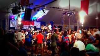 Chickendance Musikfest 2013 Bethlehm PA