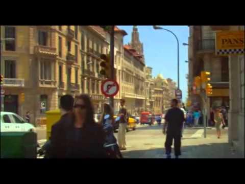 L'Auberge Espagnole - Premiers pas à Barcelone