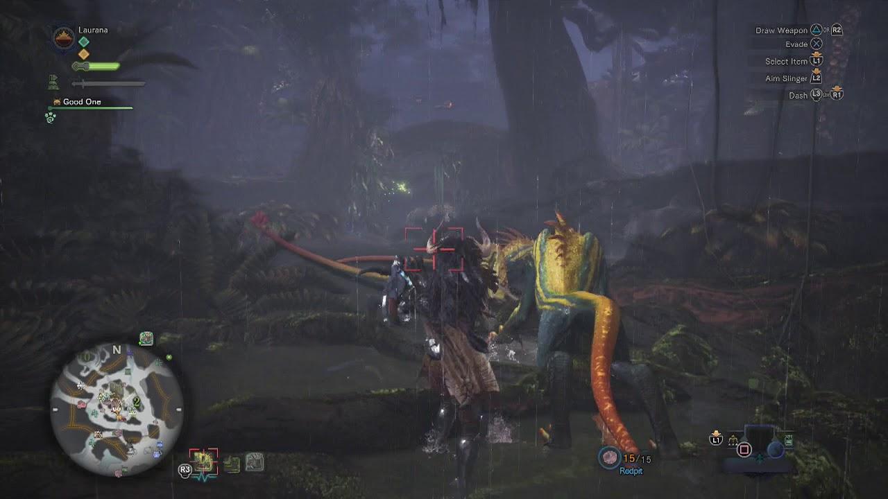 Monster Hunter World Get Light Crystal Use Dual Blade