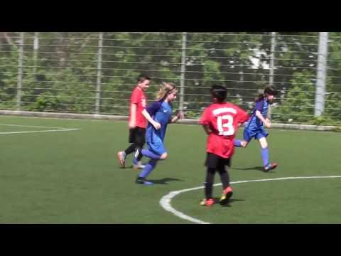 E-Jugend TSV Schott Mainz (w) - FSV Nieder-Olm 6:1; 2.Kreisklasse Mainz Bingen