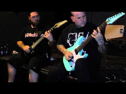 "Fit For An Autopsy ""Do You See Him"" Guitar Play-Through"