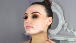 SUNSET - KIMBERLEY MAKEUP STUDIOS (Blown Out Makeup Look)