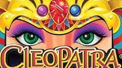 18 - Cleopatra Slot Machine Game - 15 free spins  - #casino #slot #onlineslot #казино