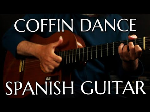 Coffin Dance Song | Spanish Guitar | Fingerstyle Cover