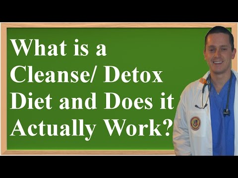 What is a Cleanse/ Detox Diet and Does it Actually Work? (or is Misguided?)
