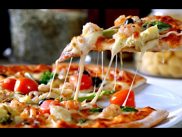 Qual a paixão nacional dos brasileiros? Acertou quem falou Pizza!