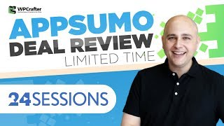 24Sessions Review - DON'T MISS THIS ONE! Frictionless Custom Branded Video Meetings + Tons More thumbnail