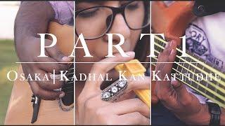 Cover images Part 1:Osaka | Kadhal Kan Kattudhe : Anirudh Ravichander (Shakthisree Gopalan Cover)