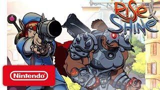 Rise & Shine - Launch Trailer - Nintendo Switch