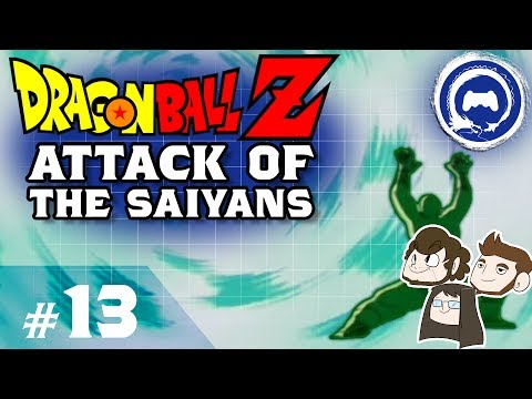 Dragon Ball Z Attack of the Saiyans Part 13 | TFS Plays