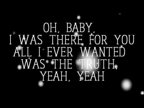 Infinity Lyric Video One Direction
