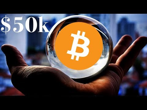 Bitcoin To $50k, Overall Market Cap To $1 Trln In 2018 | Experts Predict 😀