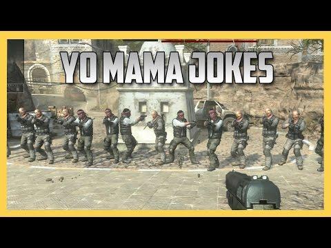 Yo Mama Joke Competition #1 - An LOL Idol Episode, Black Ops 2 | Swiftor