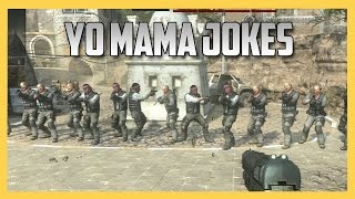 Yo  Mama Joke Competition - An LOL Idol Episode, Black Ops 2