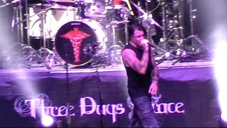 Three Days Grace - Live In Samara, 03.10.2014 (MTL Arena) Full Show