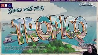 Tropico 6 - Pierwsze wrażenia / 03.04.2019 (#3)