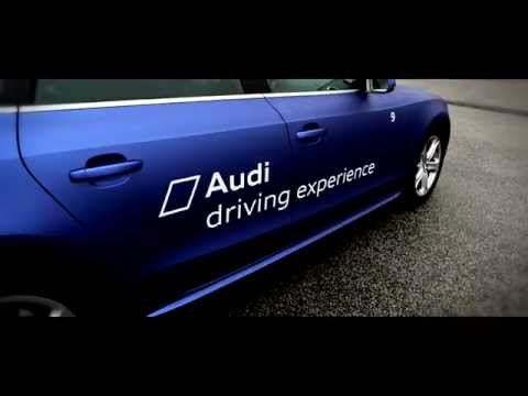 Audi driving experience 2015
