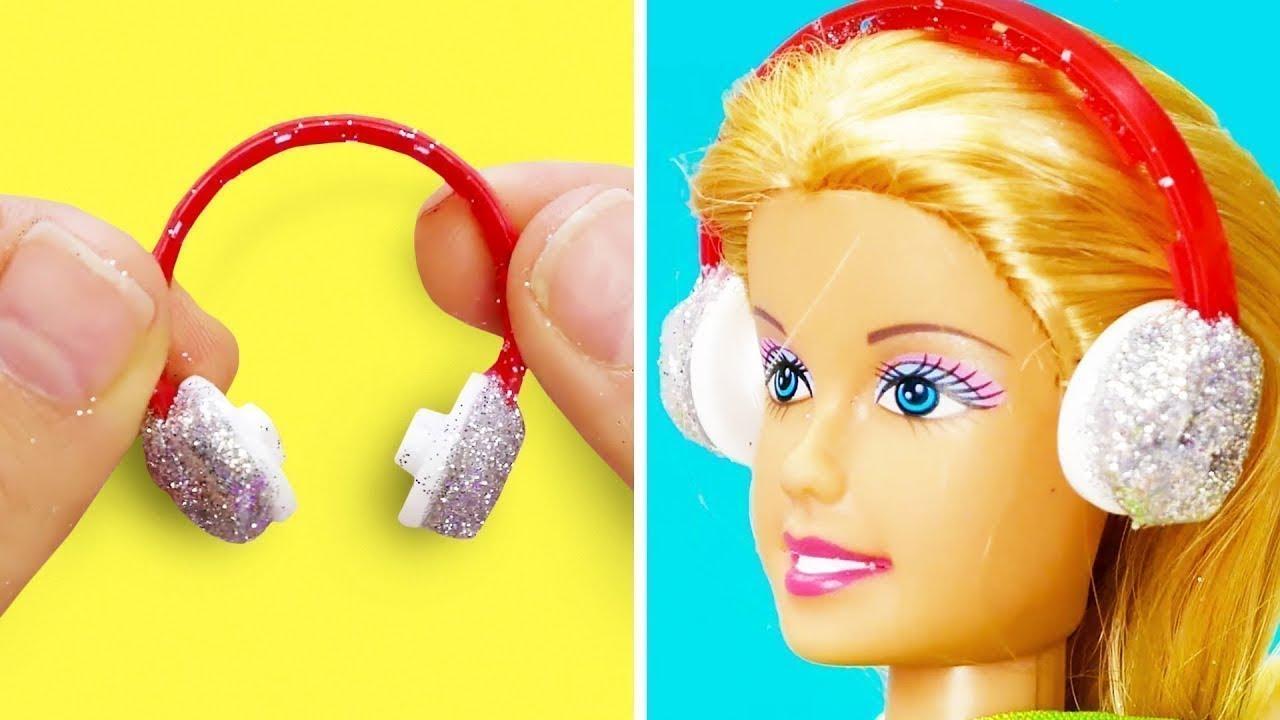 accessori barbie fai da te
