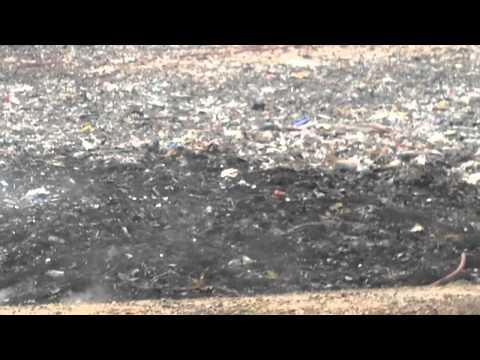 Blue Haze Landfill Fire Sept 4th