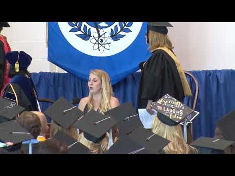 Athens State University - College of Education Spring 2017 Graduation