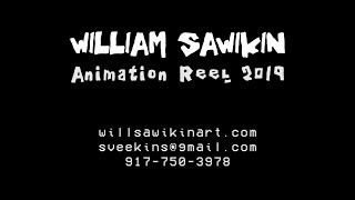 Animation Reel 2019
