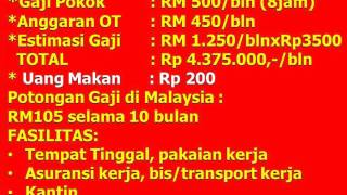 0853-5999-3750 Lowongan Kerja Di Malaysia