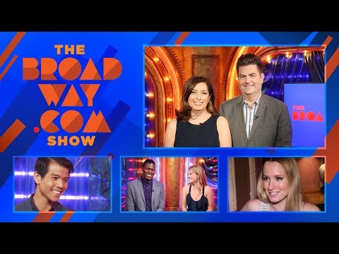 The Broadway.com Show - 6/30/17: Ingrid Michaelson, ALADDIN's Telly Leung & More