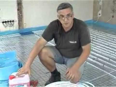 видео: Как укладывать теплый пол