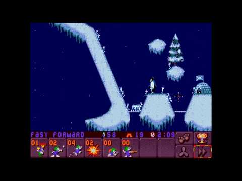 Let's Play Lemmings 2 - The Tribes #15 - Polar