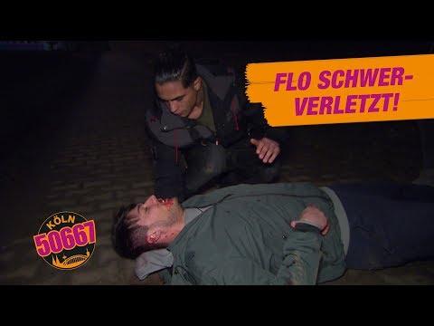 Köln 50667 - Flo schwerverletzt! #1358 - RTL II