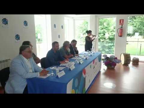 Entrega de premios do Certame Xornalístico Mariña Folgueira