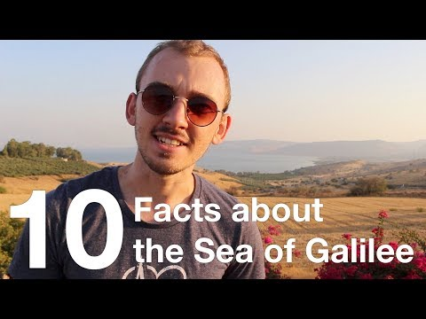 10 Amazing Facts About The Sea of Galilee