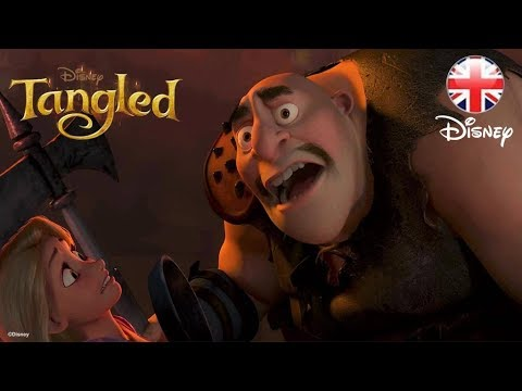 TANGLED | Film Clip & Song -