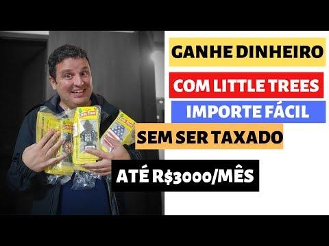 GANHE ATÉ R$3000 POR MÊS COM IMPORTAÇÃO FÁCIL DE LITTLE TREES SEM TAXAÇÃO